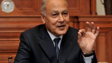 أحمد أبو الغيط - الأمين العام لجامعة الدول العربية