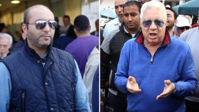 مرتضى منصور-هاني العتال
