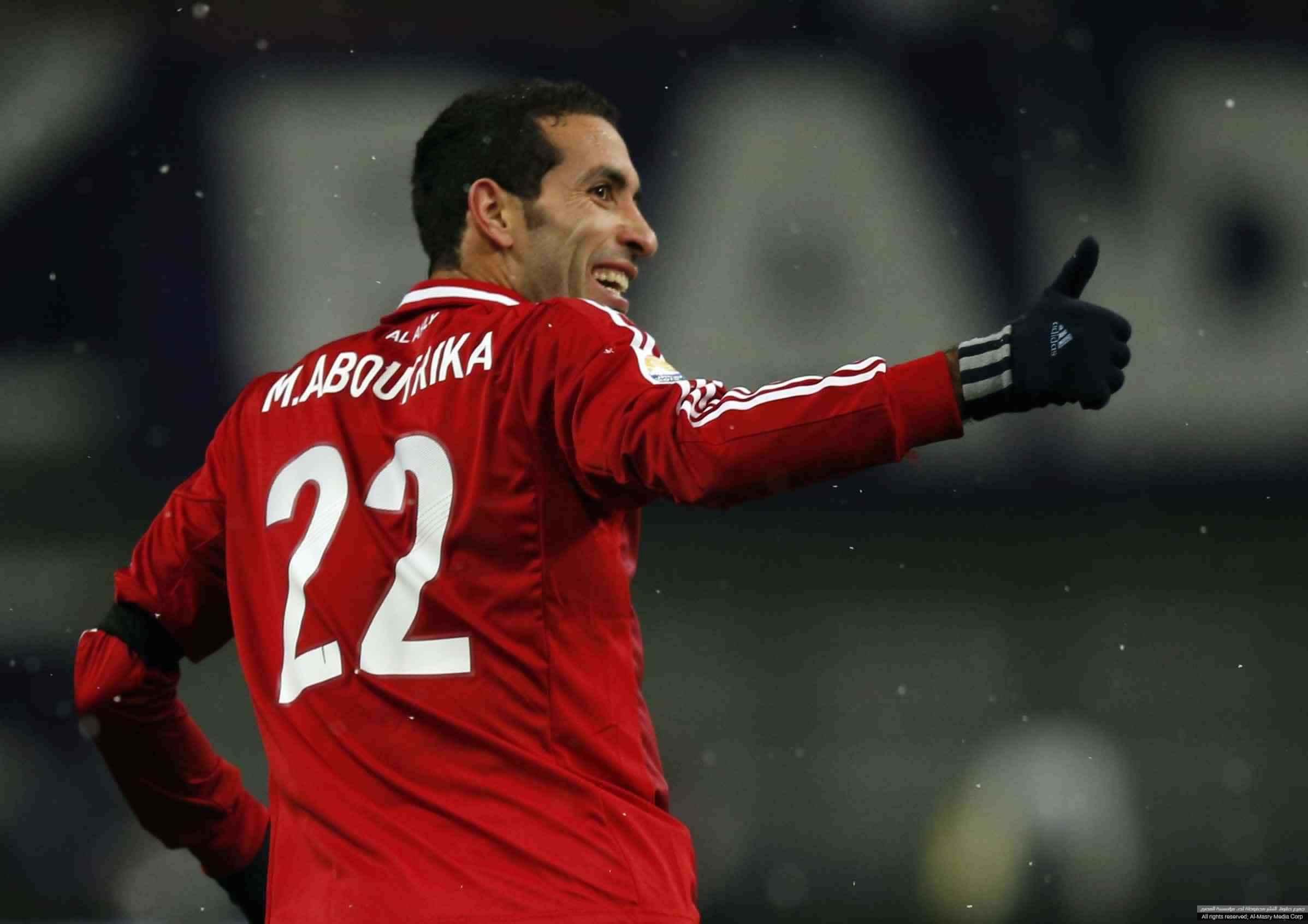 محمد أبو تريكة يفوز في استفتاء الإتحاد الدولي لأحسن لاعب مصري في التاريخ