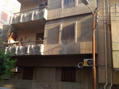 عقار مميز للبيع ومكان رائع 120 متر 3 طوابق بطنطا