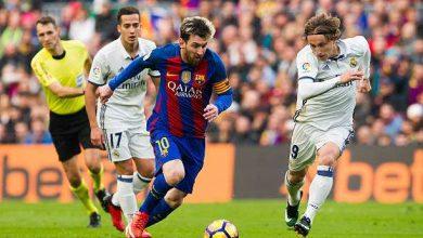 Photo of سواريز وميسي يعيدان برشلونة من بعيد للفوز على ألافيس.. (فيديو)