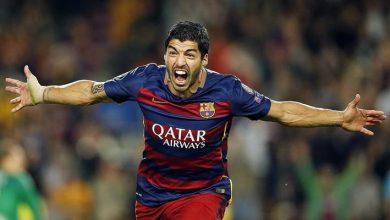 """Photo of سواريز يسجل هدف التقدم لبرشلونة في شباك ريال مدريد.. """"فيديو"""""""