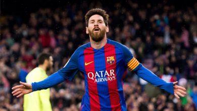 Photo of ميسي يضاعف تقدم برشلونة من ركلة جزاء.. وطرد كارفخال يحبط ريال مدريد