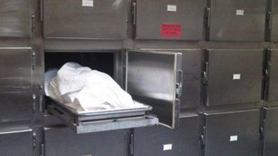 Photo of النيابة تأمر بدفن جثة أمين شرطة وسائق لقيا مصرعهما بحادث سيارة بحلوان