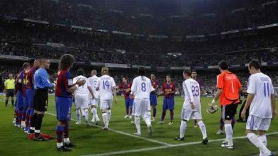 Photo of لفتة طيبة من لاعبي «برشلونة» تجاه غريمهم في الكلاسيكو