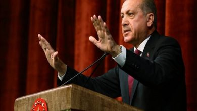 "Photo of ""الطيران المجهول"" يطارد قوات أردوغان ويقصف مواقع لتركيا شمال سوريا"