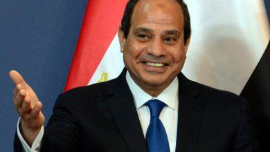 Photo of الرئيس السيسى يهنيء المنتخب الوطنى ومحمد صلاح للفوز بلقب الأفضل فى إفريقيا