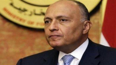 Photo of وزير الخارجية يؤكد موقف مصر الراسخ من قضية فلسطين ودعم الحقوق المشروعة للفلسطينيين