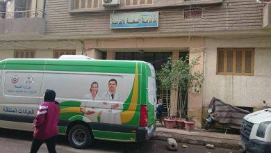 Photo of فحص وعلاج4105 شخص بالمجانفى 3 قوافل طبية ببنى سويف