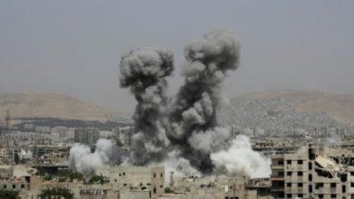 Photo of وسائل إعلام تركية :مقتل قائد عسكري تركي و6 ضباط آخرين في غارة جوية على قاعدة الوطية الليبية
