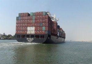 سفن لقناة السويس