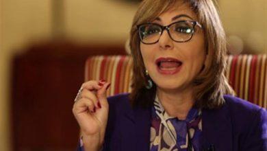 Photo of لميس الحديدى تحذر من سرقة رقم هاتفها ب