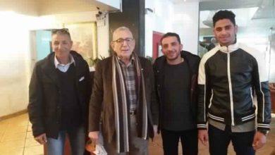 Photo of محمود الجزار ينضم رسميًا لنادي الأهلي قادمًا من كهرباء الإسماعيلية
