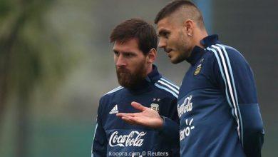 Photo of ليونيل ميسي يؤكد : «إيكاردي» وقع مع ريال مدريد قادمًا من إنترميلان