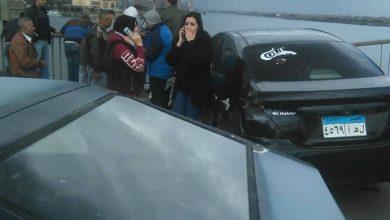 Photo of بالصور.. حادث مروع على كوبرى الساحل