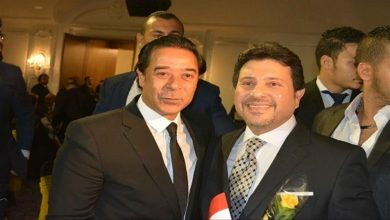Photo of مدحت صالح و هاني شاكر يحتفلان بعيد الحب في دار الأوبرا