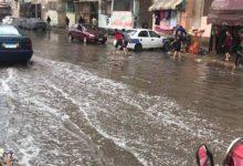 Photo of شاهد فيديو أمطار غزيرة تضرب بورسعيد اليوم الخميس