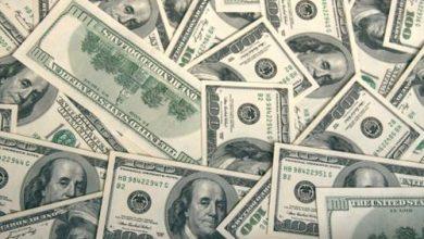 Photo of الدولار يواصل هبوطه أمام الجنية ليسجل نحو 17.57