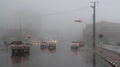 Photo of الأرصاد تحذر: أمطار غزيرة غدا.. والعظمي بالقاهرة 17