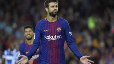 Photo of بيكيه ينقذ برشلونة من خسارة جديدة أمام إسبانيول في ديربي كتالونيا.. (فيديو)