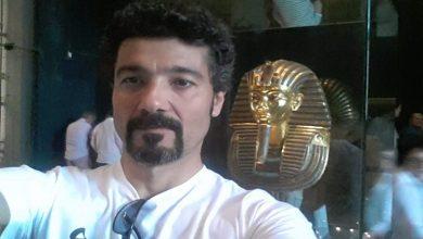 Photo of بالصور.. خالد النبوى يروج للسياحة في مصر