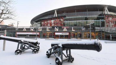 Photo of بالصور..«الثلوج» تُهدد إقامة مباراة مانشستر سيتي وأرسنال في موعدها