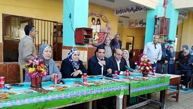 """Photo of بالصور .. قومى المرأة بالشرقية يواصل فعاليات """"صوتك لمصر بكرة""""  بمشتول السوق"""