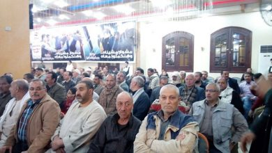 Photo of بالصور .. مؤتمر جماهيرى لدعم السيسى بمشتول السوق فى الشرقية