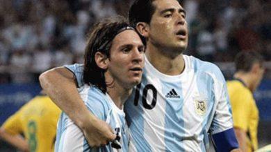 Photo of ريكيليمي نجم الأرجنتين المعتزل: محظوظون بأن «ميسي» أرجنتيني