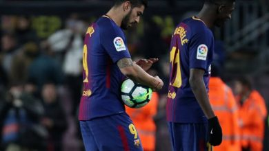 Photo of شاهد..برشلونة يكتسح جاره جيرونا بسُداسية رائعة ..و«سواريز» يُحرز هاتريك
