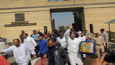 Photo of الافراج عن 671 سجينا بعفو رئاسى وشَرطى
