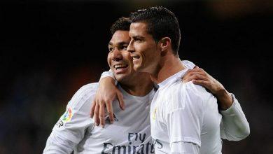 Photo of كاسيميرو: «رونالدو» أثبت مُجددًا أنه أفضل لاعب في العالم