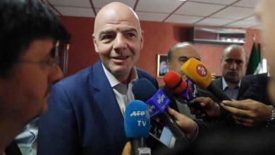 Photo of رئيس الفيفا: «تقنية الفيديو» ستُضفي مزيدًا من العدالة على كرة القدم