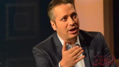 Photo of بالفيديو.. دموع تامر أمين تغلبه بعد كلمة نجل الشهيد وائل طاحون أمام الرئيس: في جمال كده