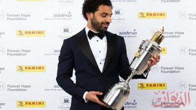 Photo of مستشار شيخ الازهر يهنىء محمد صلاح لفوزه بجائزة أفضل لاعب في الدوري الإنجليزي