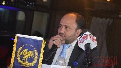 Photo of بمشاركة المركز المصرى حفل عالمى بالقاهرة  لتكريم 100 شخصية عربية