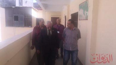 Photo of رئيس قطاع التعليم العام يتفقد الاستعدادات النهائية بلجنة الإدارة لامتحانات الثانوية العامة بقطاع القاهرة