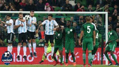 Photo of 5 تغييرات في تشكيلة الأرجنتين امام نيجيريا