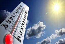 Photo of تعرف علي خريطة الظواهر الجوية خلال الأيام القادمة… طقس حار مع رمال وأتربة