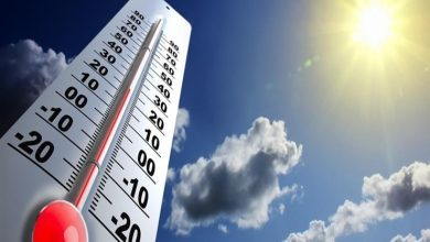 Photo of الطقس غدا مائل للحرارة ورياح معتدلة تنشط أحيانا