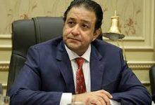 Photo of رئيس مجلس النواب يهنئ النائب علاء عابد لفوزه بمنصب النائب الاول لرئيس البرلمان العربي