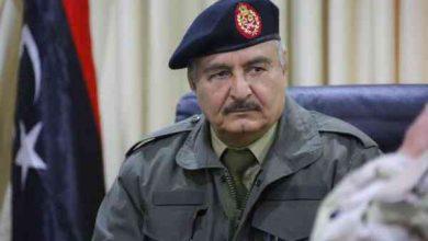Photo of قوات الجيش الوطنى الليبي تتقدم نحو مصراتة بعد تجديد الاشتباكات