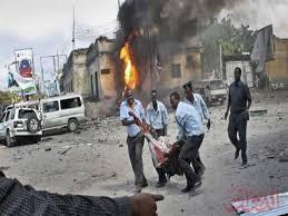 Photo of مقتل 5 أشخاص من فريق صومالى فى هجوم إرهابى بمدينة كيسمايو