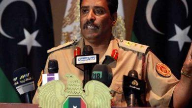 """Photo of المسماري: """"الجيش الليبي"""" جاهز لأي عمل عسكري"""