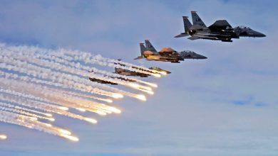 Photo of الحوثيون يعلنون عن استهدافهم مطار أبها وقاعدة الملك خالد بالسعودية بمسيرات
