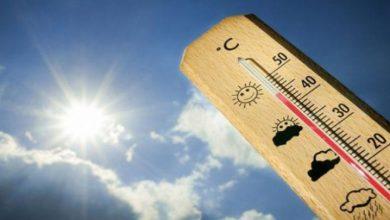 Photo of ننشر درجات الحرارة المتوقعة اليوم الاثنين