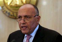Photo of وزير الخارجية يؤكد لوزير الصناعة الروسى تطلع مصر لاستئناف الطيران العارض