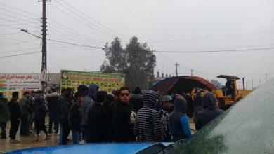 Photo of الالف يعتصمون بسبب سوء الخدمات بالعراق