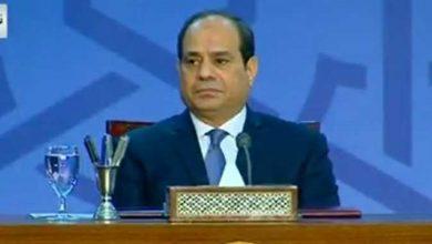 """Photo of السيسي يوجه الحكومة بمحاسبة المتسببين فى حادث """"محطة مصر"""""""