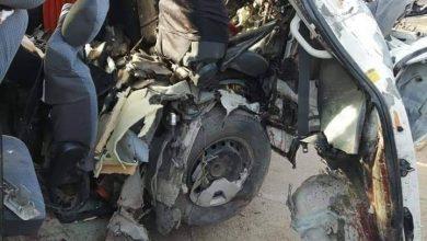 Photo of أصابة  11 شخصا  في 3 حوادث متفرقة ببني سويف.